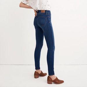 Madewell✨Roadtripper high rise skinny jean
